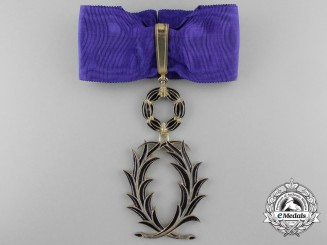 A French Order of  Academic Palms; Commander