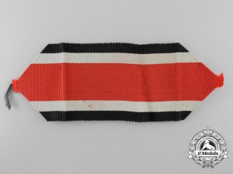A Neck Ribbon for Knight's Cross of the Iron Cross 1939