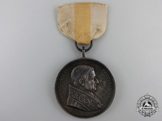 A Pope Gregory XVI Issued Benemerenti Medal