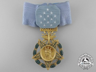 An American Air Force Congressional Medal of Honor