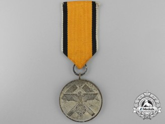 A Mine Rescue Honor Medal by Steinhauer and Lück