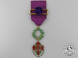 A Portuguese Military Order of St. James of the Sword