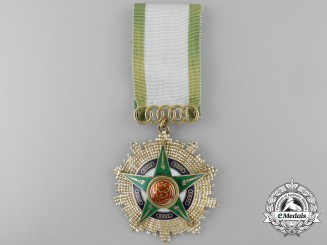 An Egyptian Order of Sport by Bichay of Cairo