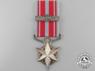A South African Police Medal for Combatting Terrorism