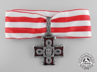 A Croatian Order of Merit for Christians; First Class by Braca Knaus, Zagreb