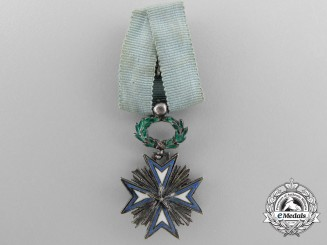 A Miniature Order of the Black Star