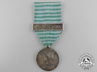 An 1895 French Madagascar Campaign Medal
