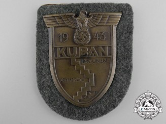 A Mint Army Issued Kuban Campaign Shield