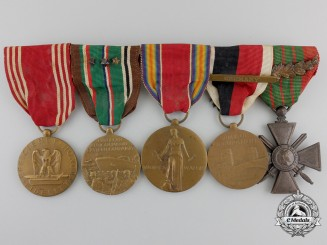 A Second War American Medal Group