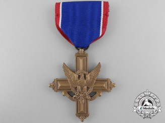 An American Second War Issued Army Distinguished Service Cross