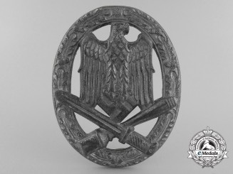 "A General Assault Badge by ""Unknown Maker 10"""
