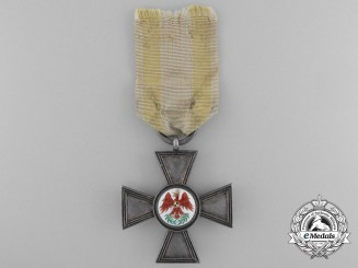 An Early Prussian Order of the Red Eagle; Fourth Class Cross by Wagner