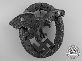 A Luftwaffe Observer's Badge by Paul Meybauer,