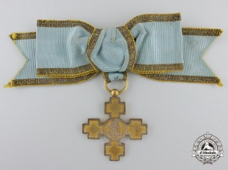 An 1878 Royal Romanian Elizabeth Cross