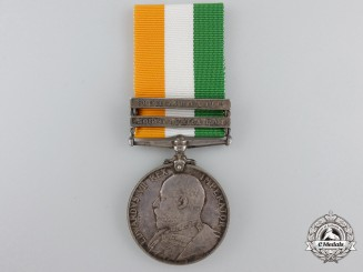 A King's South Africa Medal 1901-02, New South Wales Imperial Bushman