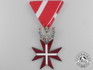 An Austrian Decoration for Services to the Republic of Austria