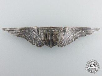 A First War United States Army Pilot's Wing