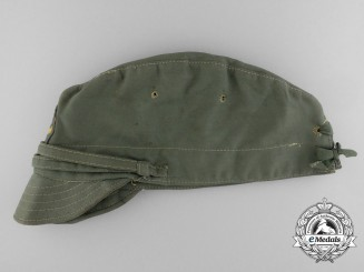 An Imperial Japanese Naval Landing Forces Enlisted Man's Cap