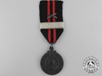 A Finnish Winter War 1939-1940 Medal with Taipale Battle Clasp