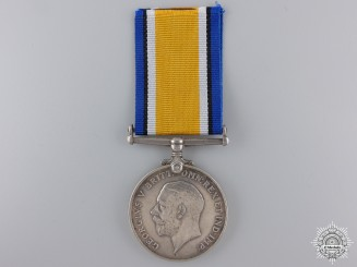 A British War Medal to the Royal Naval Air Service