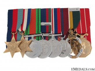 A Canadian Second War Group of Eight