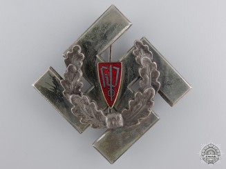 A Carpathian German Merit Decoration