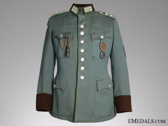 A Chief Watch Master Reich Protection Police Tunic