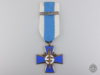 A Finnish Blue Cross for the Civil Guard