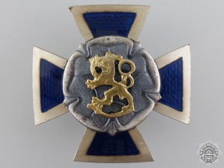 A Finnish Reserve Officers' School Badge