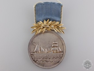 A First Class Medal for the German Atlantic Meteor Expedition of 1925-27