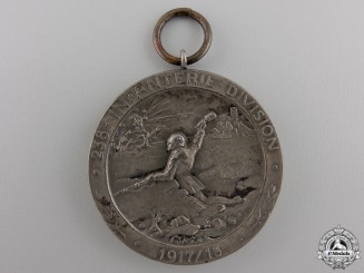 A First War German 238th Infantry Division Bravery Award