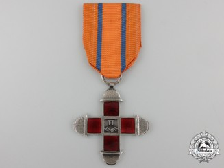 A First War Italian 2nd Army Commemorative Cross