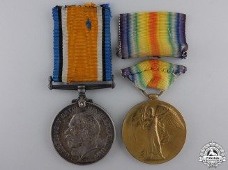 A First War Pair to the Queen Mary's Army Auxiliary Corps