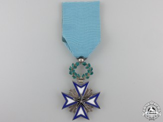 A French Colonial Order of the Black Star of Benin; Knight