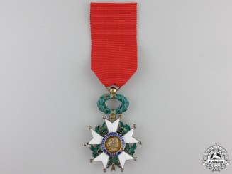 A French Legion D'Honneur; Third Republic, Knight