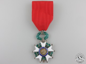 A French Legion D'Honneur; Knight, Third Republic (1870-1951)