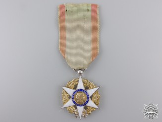 A French Order of Agricultural Merit