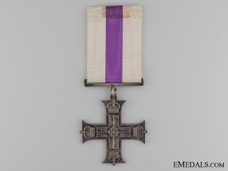 A GRV First World War Military Cross; French Made