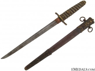 A Imperial Japanese Naval Dagger