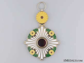The Supreme Order of the Chrysanthemum; Grand Cordon