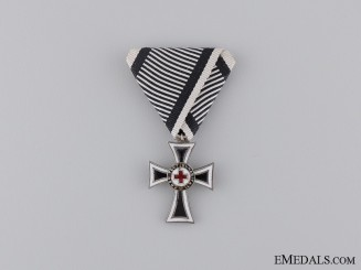 A Large Miniature Marian Cross of the German Knight Order