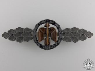 A Luftwaffe Night Fighter Clasp by Steinhauer & Lück