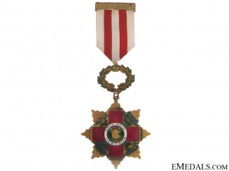 A Mexican Red Cross Decoration