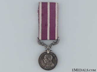 A Miniature Army Meritorious Service Medal