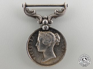 A Miniature India General Service Medal 1854-1895