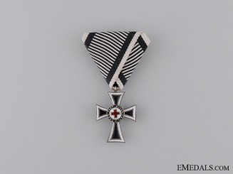 A Miniature Marian Cross of the German Knight Order