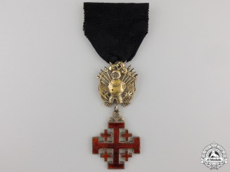 A Order of the Holy Sepulchre; Officers CrossA Order of the Holy Sepulchre; Officers Cross