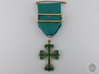 A Portuguese Military Order of Aviz; Knight