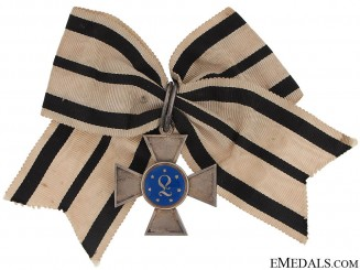 A Prussian Louise Order