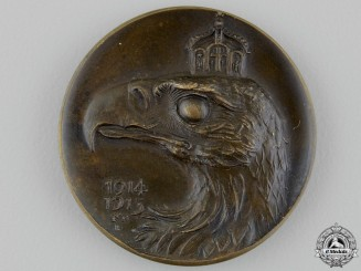 A Prussian Second Battle of the Masurian Lakes Medal